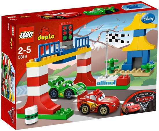 LEGO DUPLO Cars 2 Tokyo Race - 5819