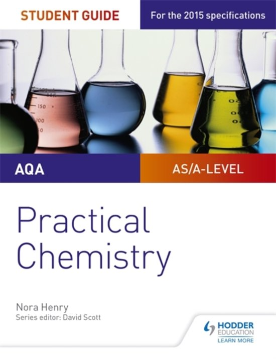 AQA A-level Chemistry Student Guide