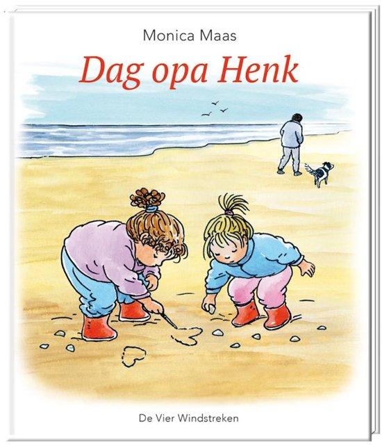 bol.com | Dag opa Henk, Monica Maas | 9789051167788 | Boeken