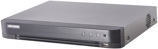 Hikvision DS-7204HUHI-K1/Power over Coax Zwart digitale video recorder