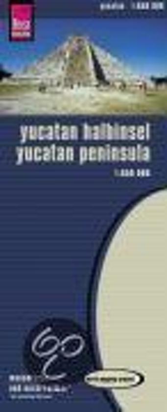 Yukatan Halbinsel 1 : 650 000