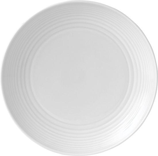 Gordon Ramsay Maze White Bord Plat - Ø22cm