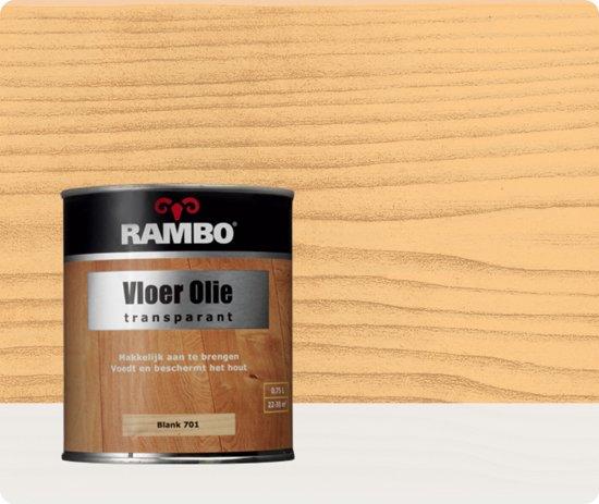 Rambo Vloer Olie 701 Blank