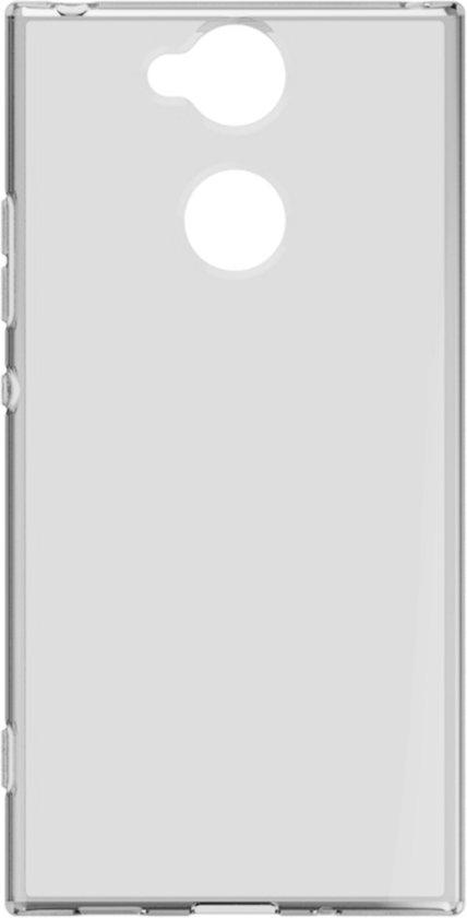 Accezz Clear Backcover Sony Xperia XA2 hoesje - Transparant