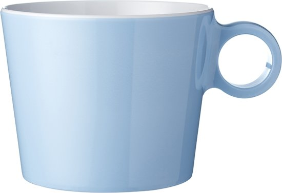 Mepal Flow Soup Mug - Campingbeker - lichtblauw