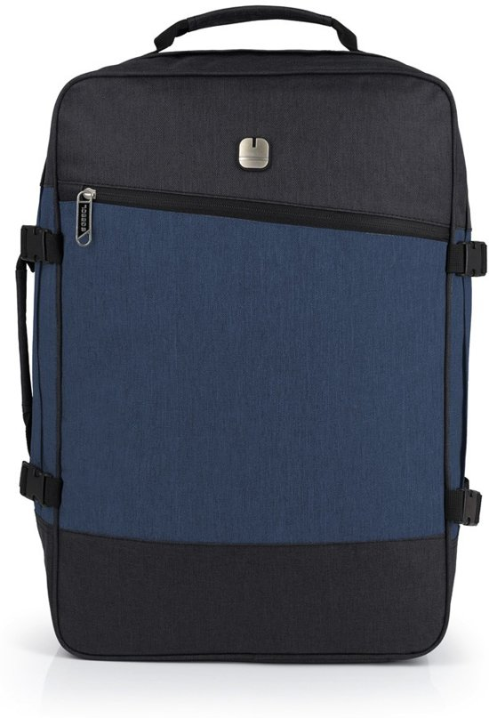 d6fa163bcba bol.com | Gabol Saga - Handbagage Laptop Rugzak - 17,3 inch - zwart ...