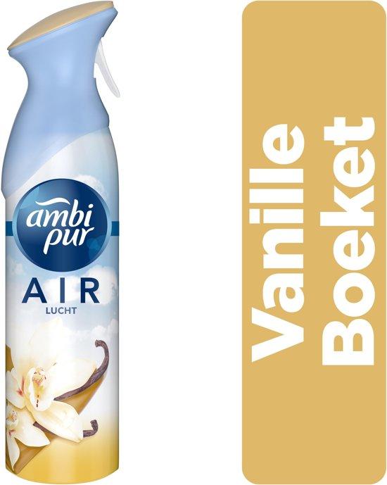 bol.com | Ambi Pur Air Effects Spray Vanille Boeket - 300 ml ...