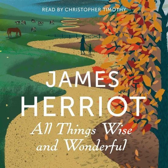 Boek cover All Things Wise and Wonderful van James Herriot (Onbekend)