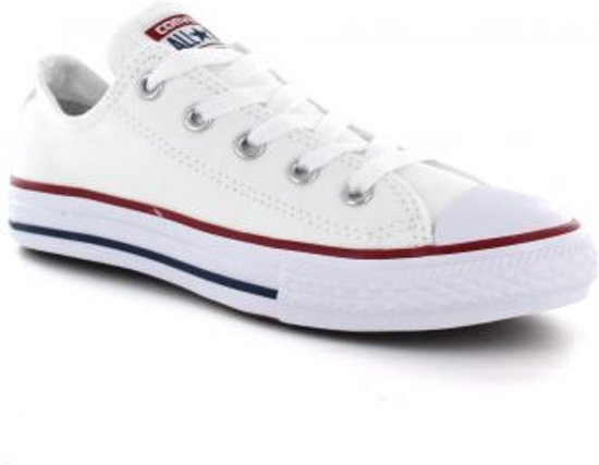ef597ff7798 Converse Chuck Taylor All Star Sneakers Laag Kinderen - Optical White - Maat  31.5