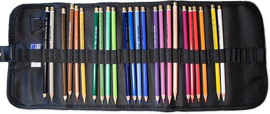 Kleurset Polycolor 27-delig