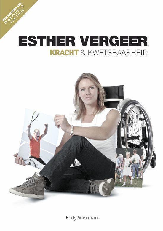 Esther Vergeer - Voorkant