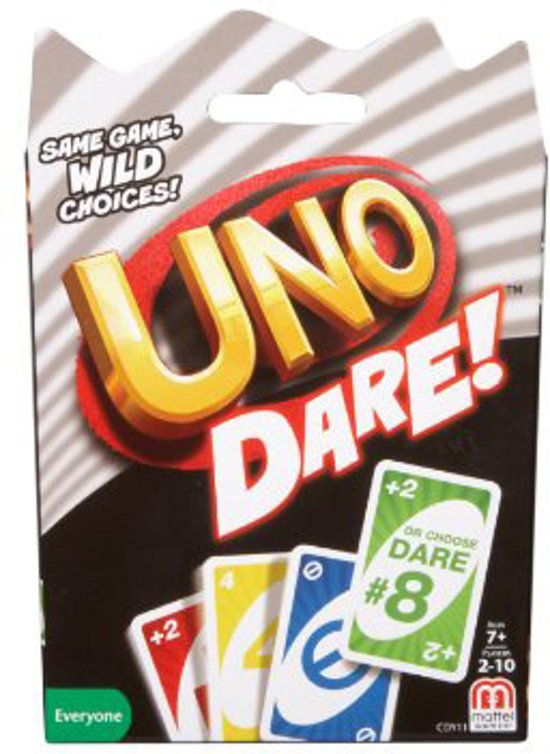 Afbeelding van het spel Uno Dare - Kaartspel