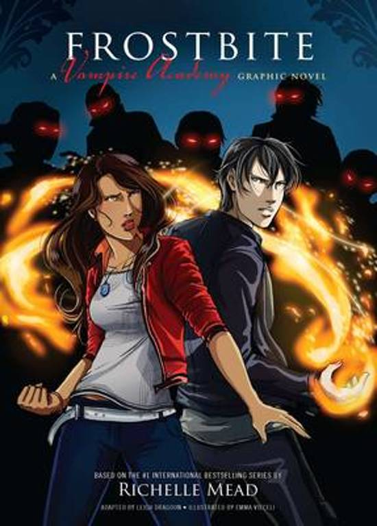richelle-mead-frostbite-the-graphic-novel