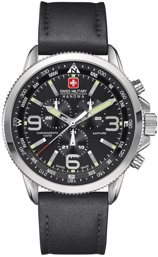Swiss Military Hanowa Arrow Chrono Horloge