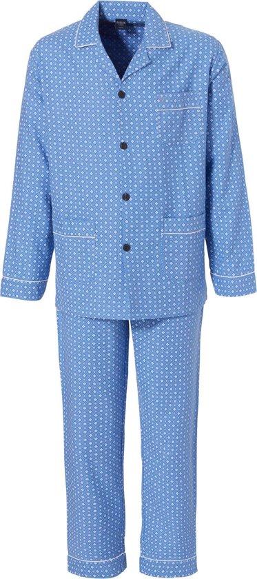 Bolcom Flanellen Pyjama Van Robson Cadetblauw
