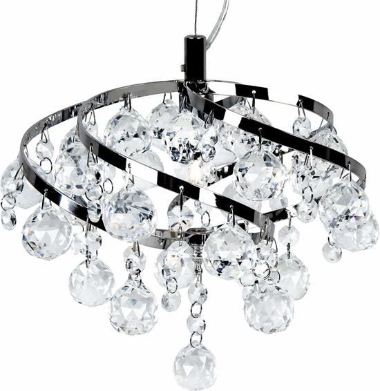 Beste bol.com | Kristallen kroonluchter - plafondlamp - echt kristal JD-16