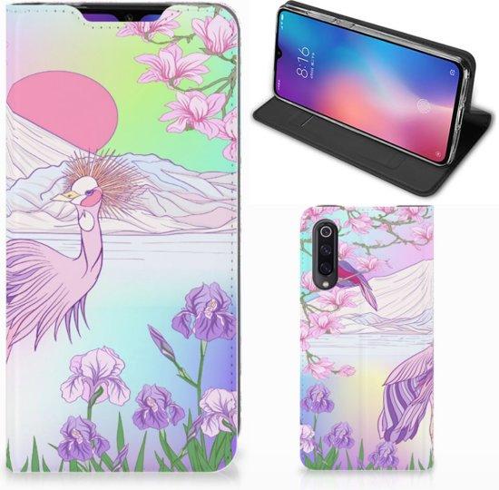 Xiaomi Mi 9 Hoesje maken Bird