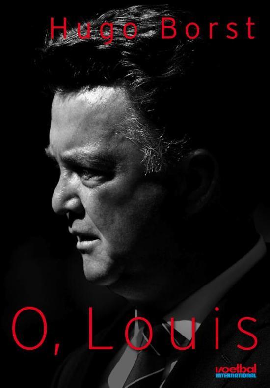 Boek cover O, Louis van Hugo Borst (Paperback)