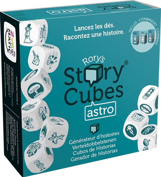Rory's Story Cubes Astro - Dobbelspel