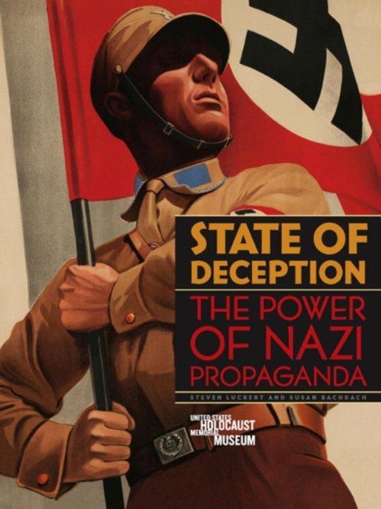 Boek cover State of Deception van Steven Luckert (Hardcover)
