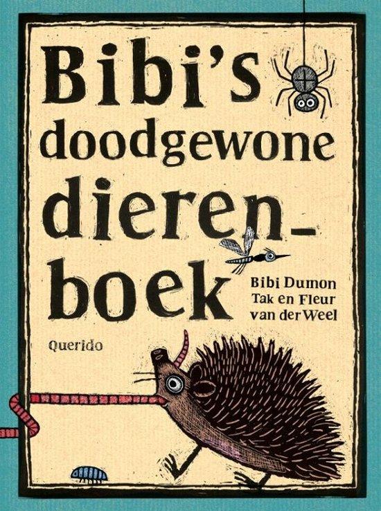 Bibi doodgewone dierenboek