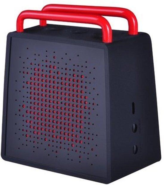 Antec – SP-0 Bluetooth Speaker – Waterbestedig – Zwart