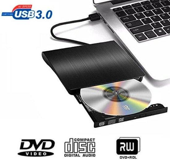Fräscha bol.com | Plug & Play Externe CD/DVD Combo Drive Speler Reader HC-47