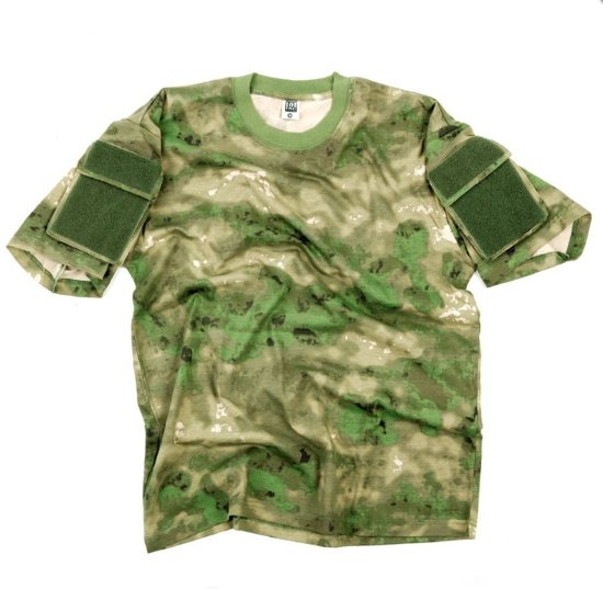 Tactical 101inc T shirt Pocket Icc Fg Groen ulKTF1Jc35