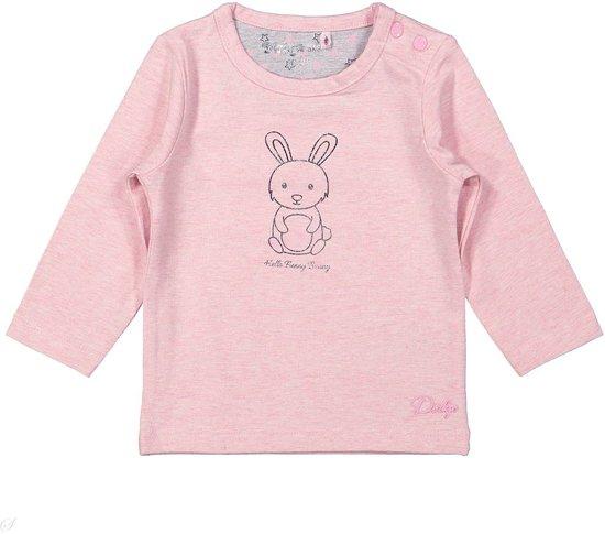 Dirkje Shirt Rosa Bunny