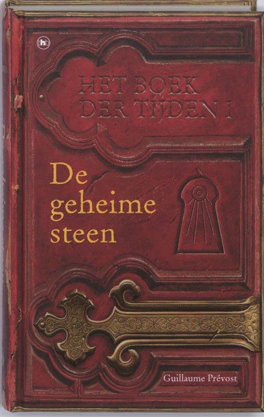Het boek der tijden 1 de geheime steen g for De geheime tuin boek