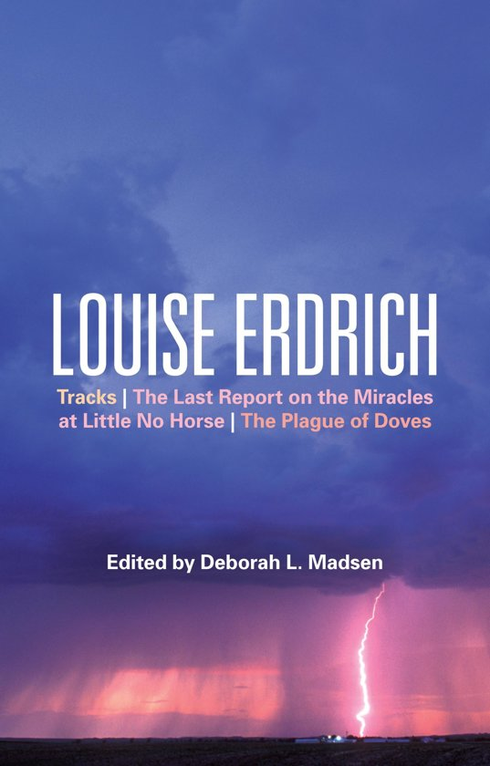 an analysis of louise erdrichs tracks
