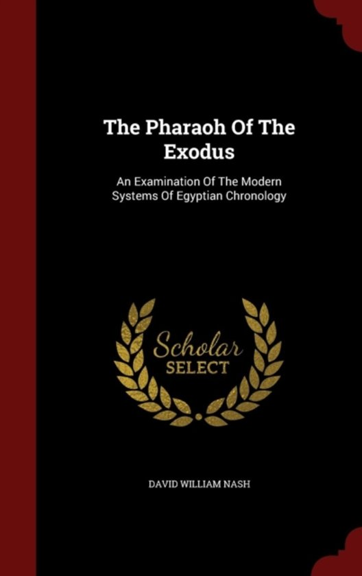 The Pharaoh of the Exodus