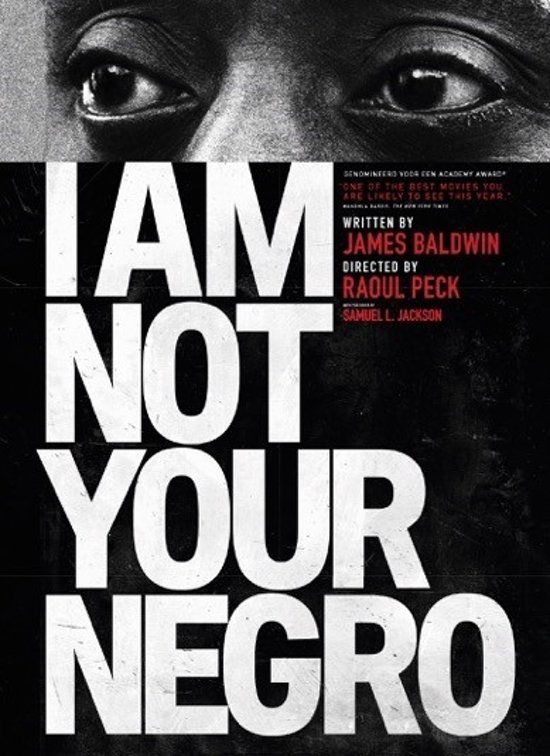 I Am Not Your Negro (NL)