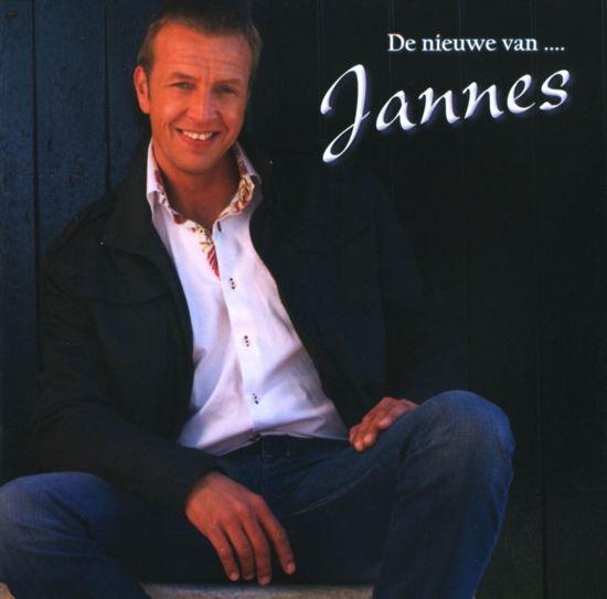 CD cover van De Nieuwe Van.... van Jannes