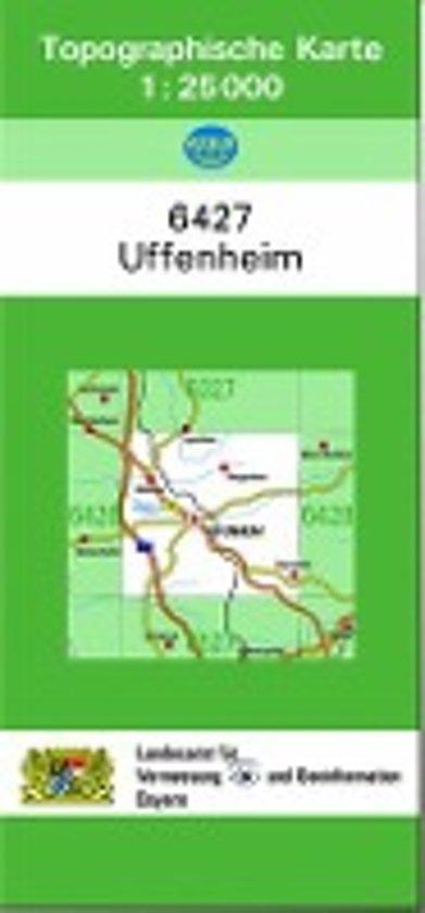 Uffenheim 1 : 25 000