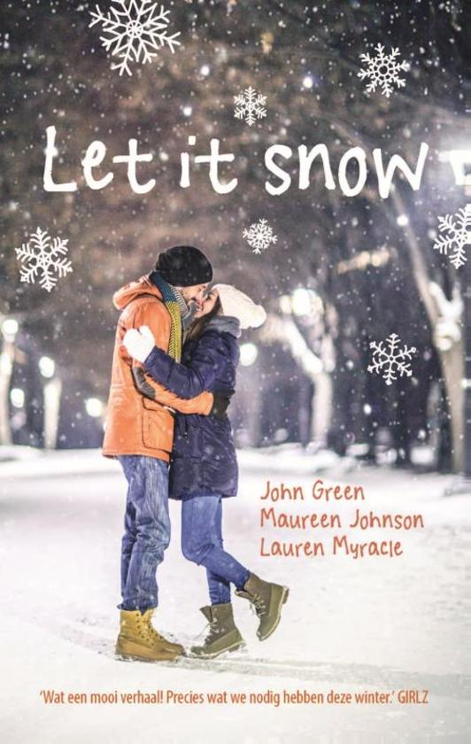 let it snow cover