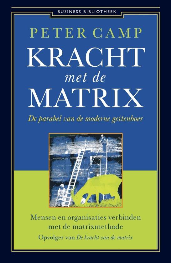 Business Bibliotheek Kracht met de matrix