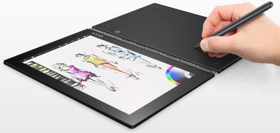 Lenovo Yoga Book Pro YB1-X91F Zwart