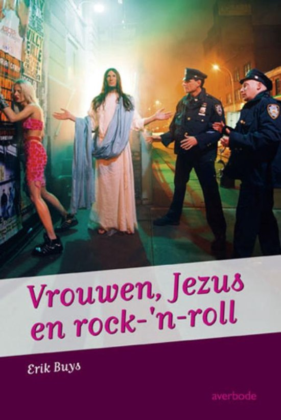 Vrouwen Jezus en rock ''n roll