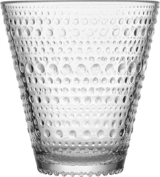 Iittala Kastehelmi Glas 30cl Helder 2 stuks