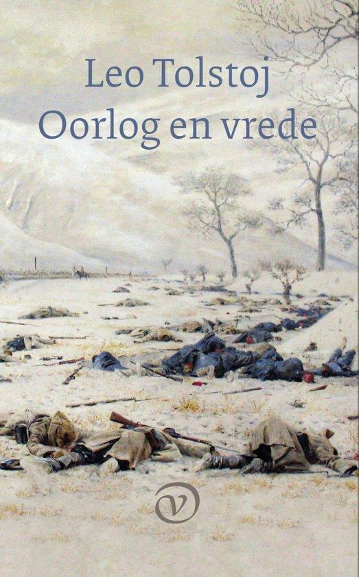 Boek cover De Russische bibliotheek - Oorlog en vrede van Lev Tolstoj (Onbekend)
