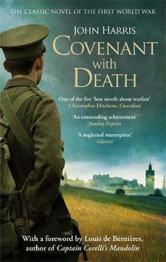 Boek cover Covenant with Death van John Harris