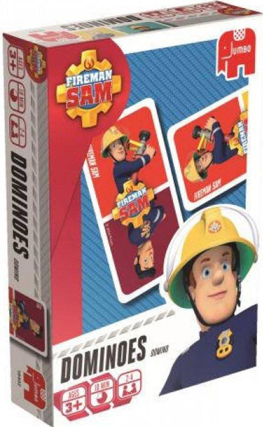 Afbeelding van het spel Brandweerman Sam Domino