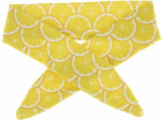 Haarband Baby Dreumes Kleuter Peuter Schoolkind Puber Volwassenen citroen.