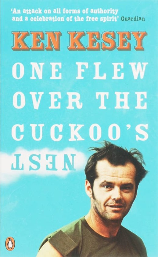 a literary analysis of the cuckoos nest by ken kesey