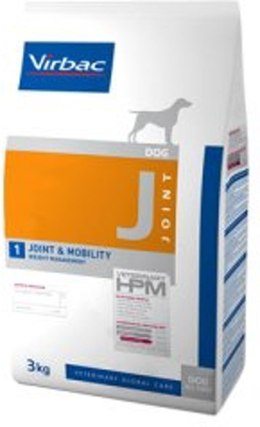 Virbac HPM Veterinary Diet Dog - Joint & Mobility 3 kg