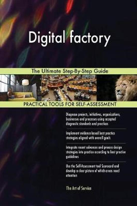 Digital Factory the Ultimate Step-By-Step Guide