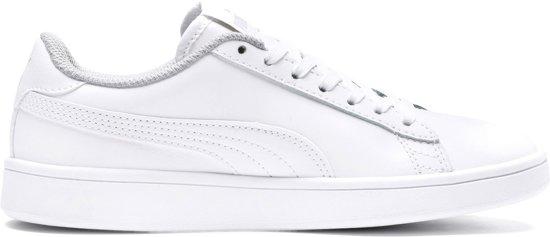 735ebb385c9 bol.com | Puma Smash v2 L PS Sneakers - Maat 35 - Unisex - wit