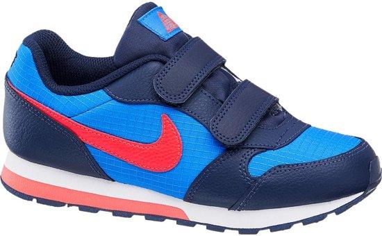   Nike Md Runner 2 (Psv) Sneakers Kinderen Blauw
