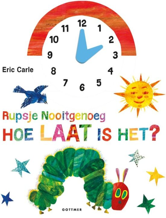 Rupsje Nooitgenoeg - Hoe laat is het?